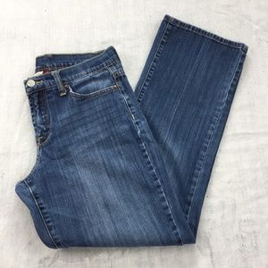 Lucky Brand Med Wash Light Fade Blue Jeans